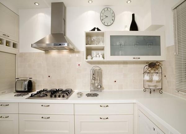 Muebles de cocina para madrid y toledo cocinas cl sicas for Cocinas blancas clasicas