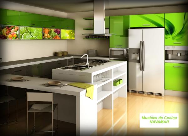 Muebles de cocina para madrid y toledo cocinas de dise o for Muebles de cocina toledo