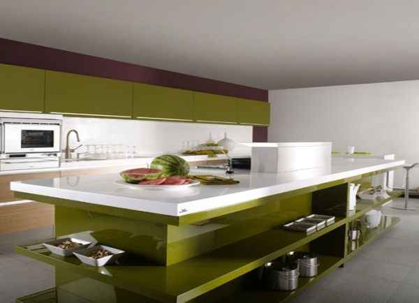 Muebles de cocina para madrid y toledo cocinas con isla for Muebles de cocina con isla