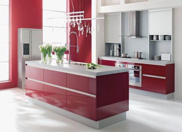 Muebles de cocina para madrid y toledo cocinas con isla for Modelos de islas de cocina modernas