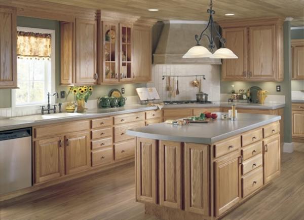 Muebles de cocina para Madrid y Toledo. - Cocinas rústicas