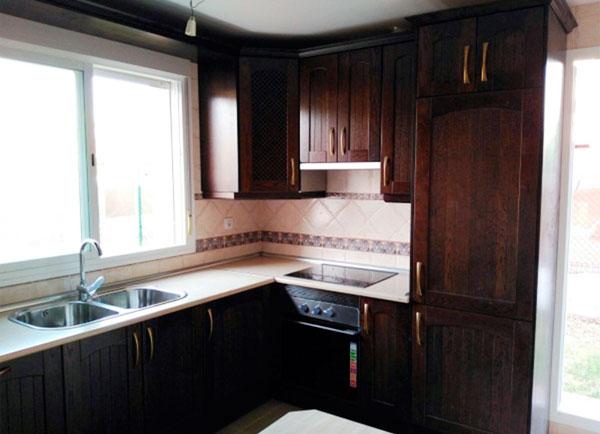 Muebles de cocina para madrid y toledo cocinas r sticas for Muebles de cocina toledo