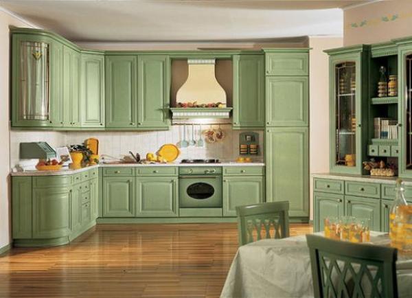 Muebles de cocina para Madrid y Toledo. - Cocinas clásicas