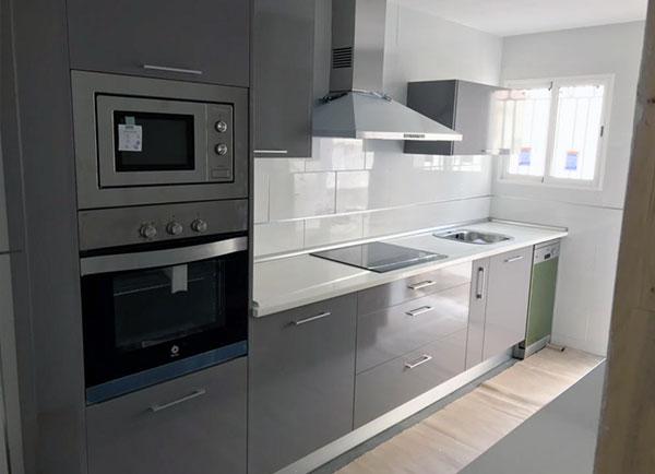 Muebles de cocina para Madrid y Toledo. - Cocinas de diseño